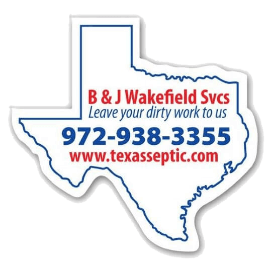 B&J Wakefield Services logo transparent