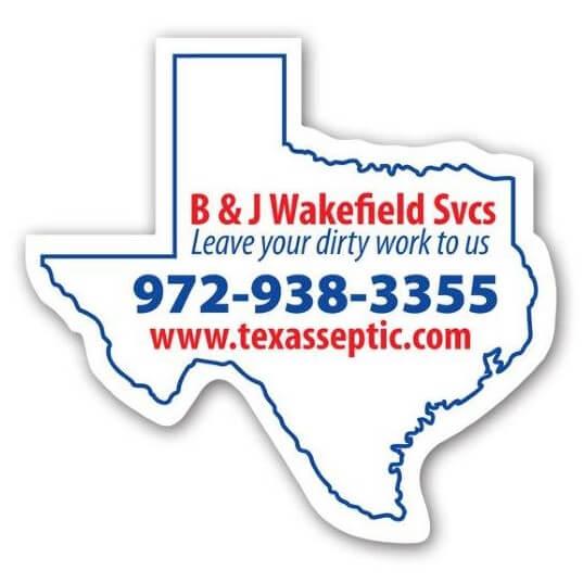 B&J Wakefield Services logo