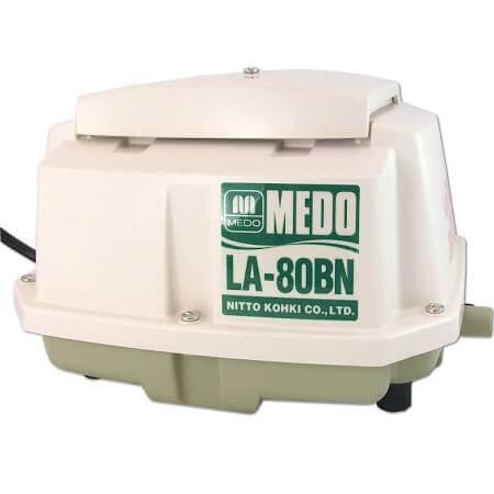 Medo LA-80BN septic system compressor with alarm